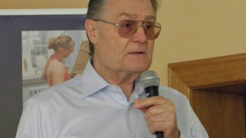 Profesor Blikle z wykładem w Raciborzu