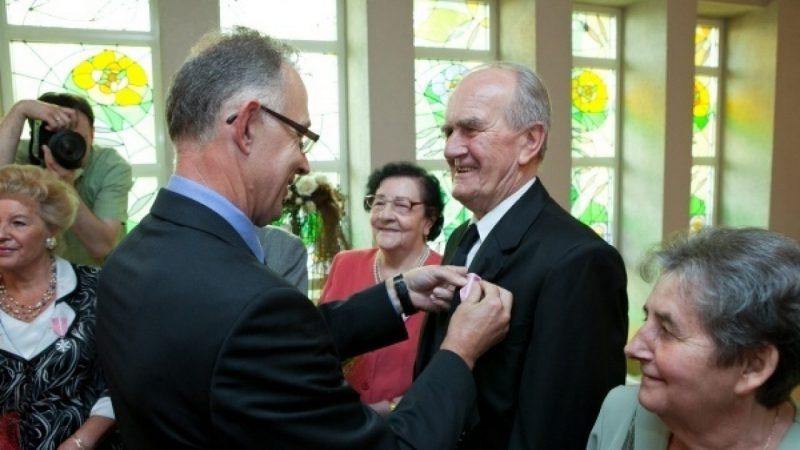 Świętowali jubileusz 50-lecia małżeństwa