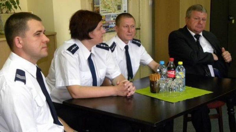 Asp. Linek komendantem policji w Kuźni