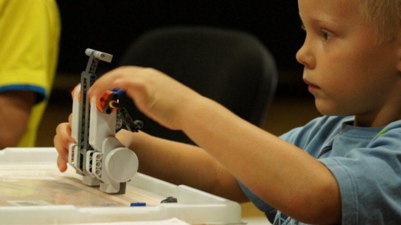 Warsztaty programowania robotów w RCK