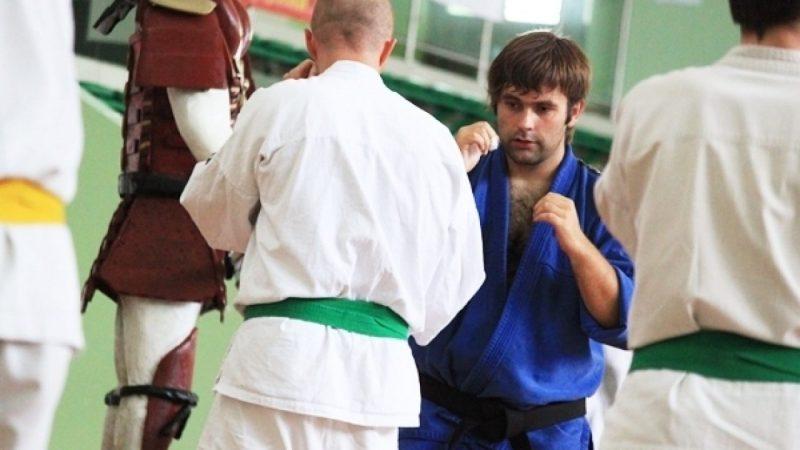 Trening Karate na Arenie Rafako