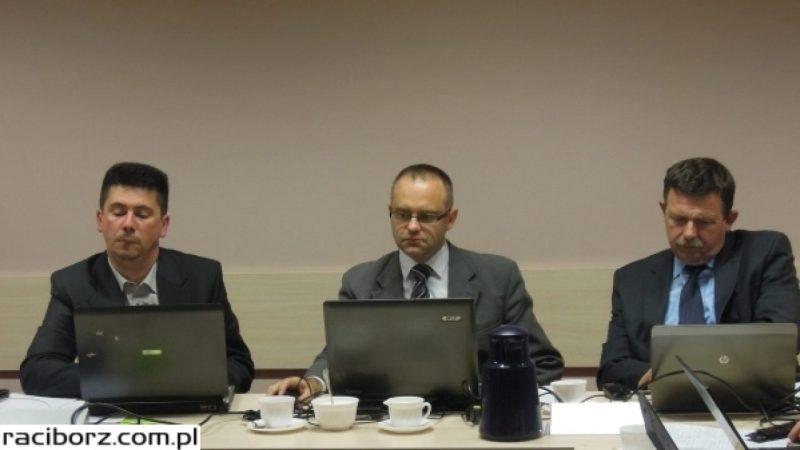 Posiedzenie Komisji Budżetu i Finansów Powiatu Raciborskiego