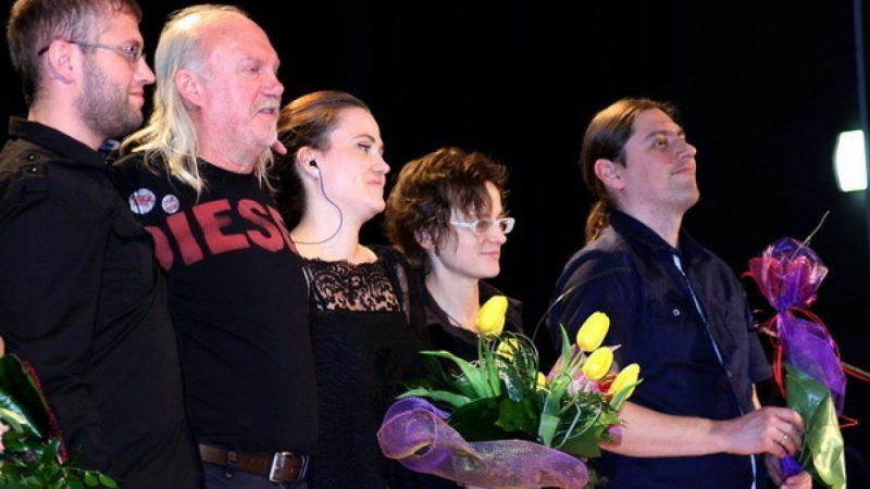 Piękna Maja i legendarny Andrzej Sikorowski w RCK