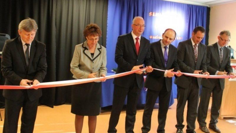 Oficjalne otwarcie nowego budynku ZPiSdN w Raciborzu
