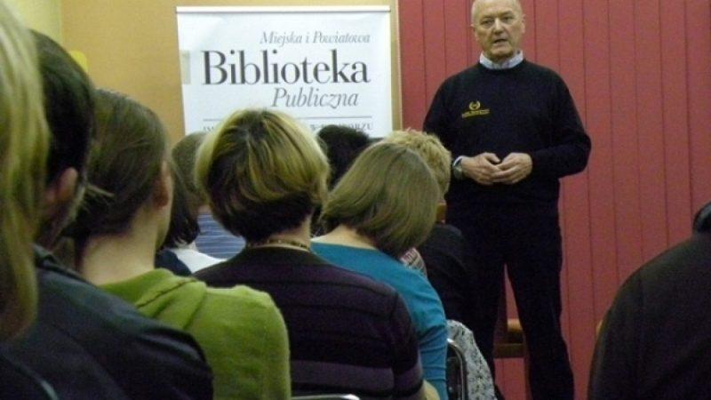 Jacek Pałkiewicz w Raciborzu