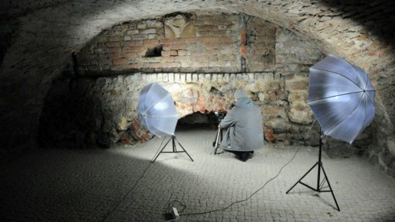 Sesja zdjęciowa na zamku piastowskim