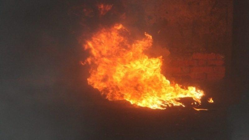 Pożar w SGL Carbon