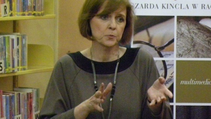 Małgorzata Gutkowska-Adamczyk w Raciborzu