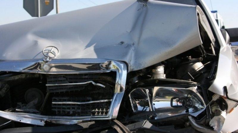 Groźny wypadek w Lekartowie
