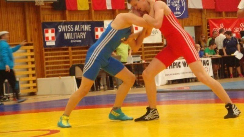 Młodzi Unici na zawodach w Kladnie