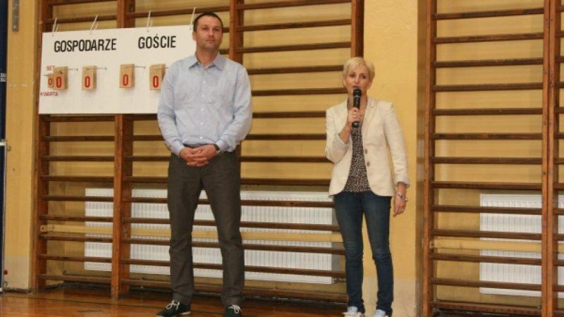 Spotkanie z olimpijką Bożeną Haracz