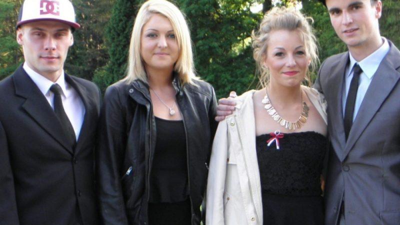 Bal absolwentów PWSZ w Pogrzebieniu
