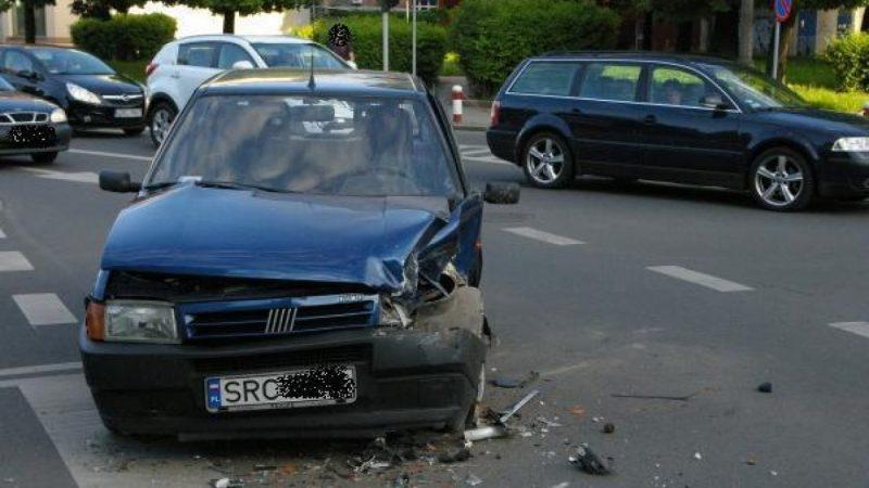 Wypadek na Wojska Polskiego/Drzymały