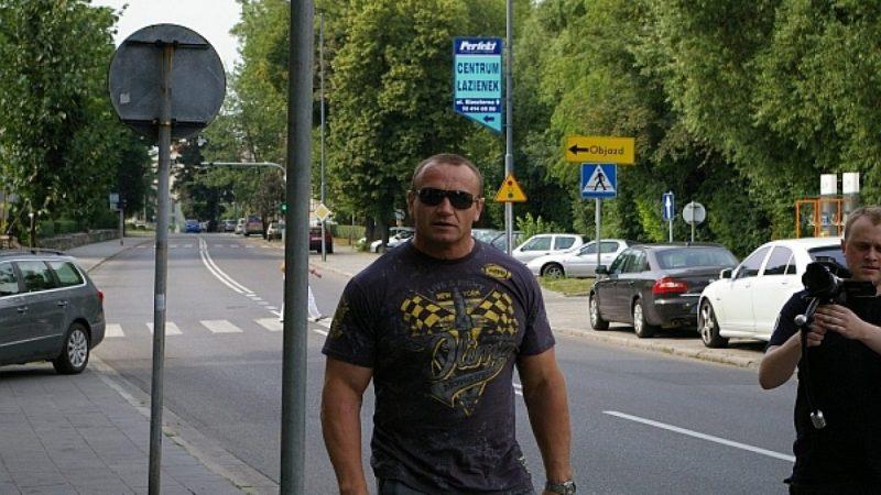 Pudzian w Raciborzu!