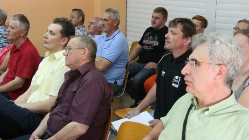 Spotkanie w sprawie hałasu na Kozielskiej