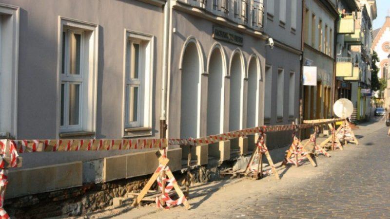 Trwa modernizacja budynku RCK