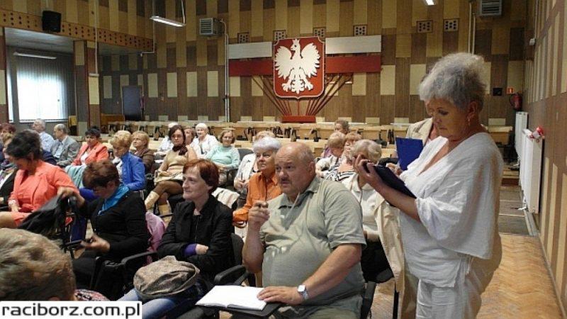 Seniorzy spotkali się w PWSZ