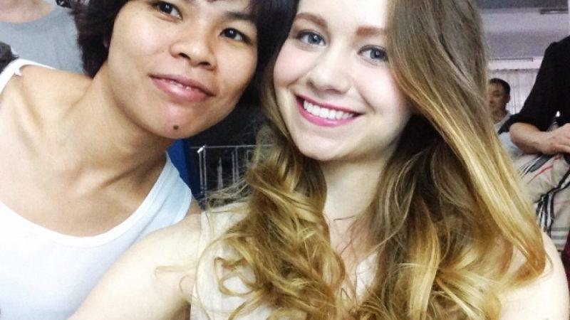 Absolwentka I LO robi karierę w Chinach!