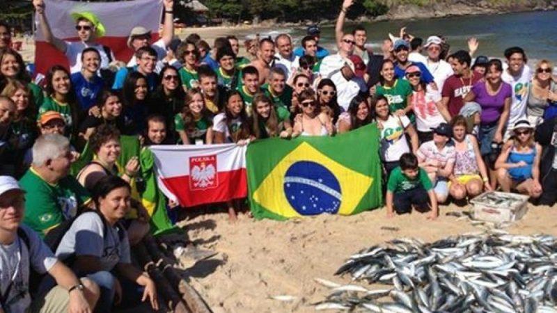 Z Raciborza do... Rio de Janeiro!