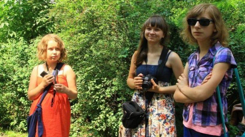 Warsztaty fotograficzne ze studentami PWSZ