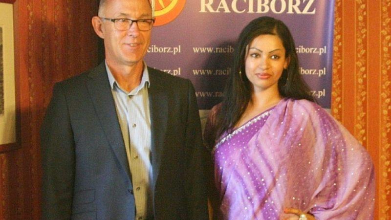Miss Pakistanu i Mirosław Lenk