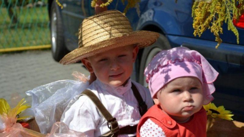Parafialne dożynki w Roszkowie