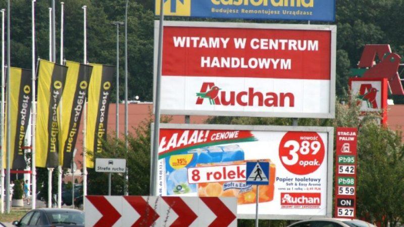 10 skrzyżowań z największą ilością billboardów