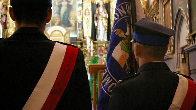 Msza memoriałowa w kościele farnym