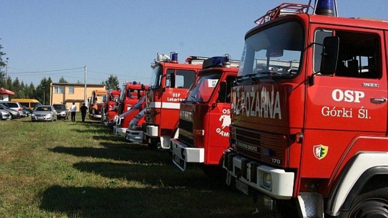 Czym jeżdża strażacy z OSP?