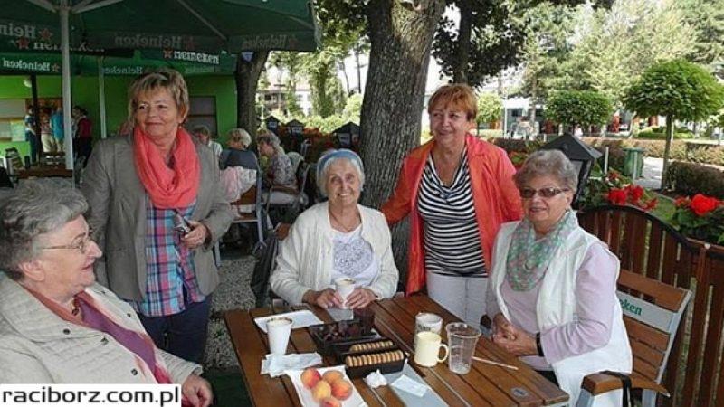 Impreza seniorów w Szymocicach