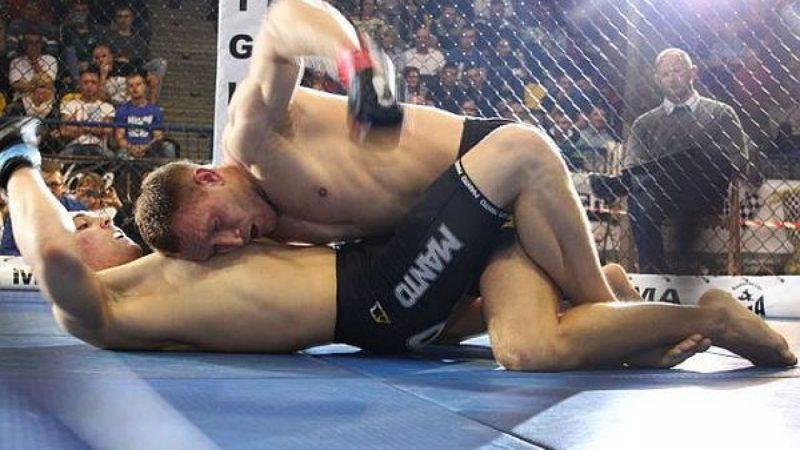 Gala MMA w Radlinie