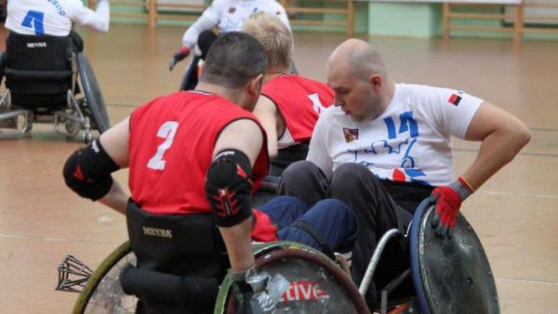 Międzynarodowy Turniej Rugby na Wózkach w Raciborzu
