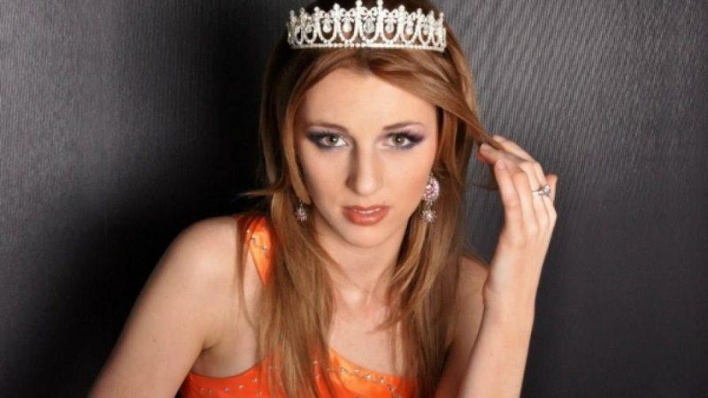 Dominika Zawada - Miss Poland in Benelux