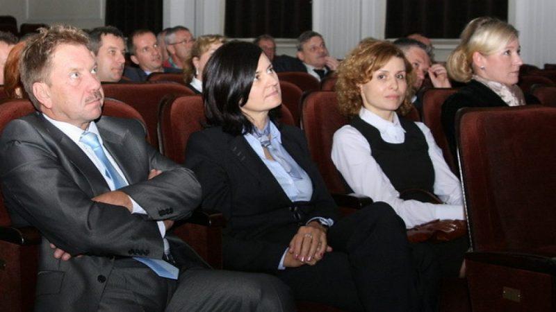 Seminarium gospodarcze w Żorach