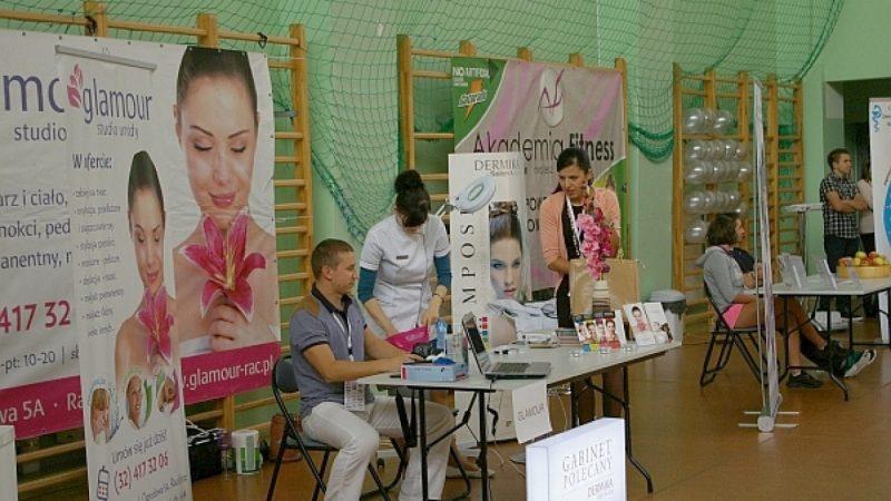 III Raciborski Festiwal Fitness - wystawcy