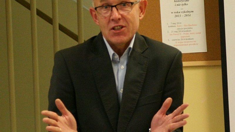 Mirosław Lenk w Brzeziu