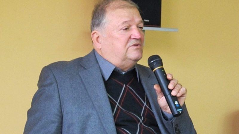 Hubert Kostka w SMS w Raciborzu