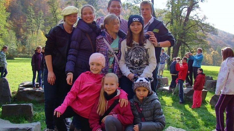 Młodzież z MDK na warsztatach w Czechach