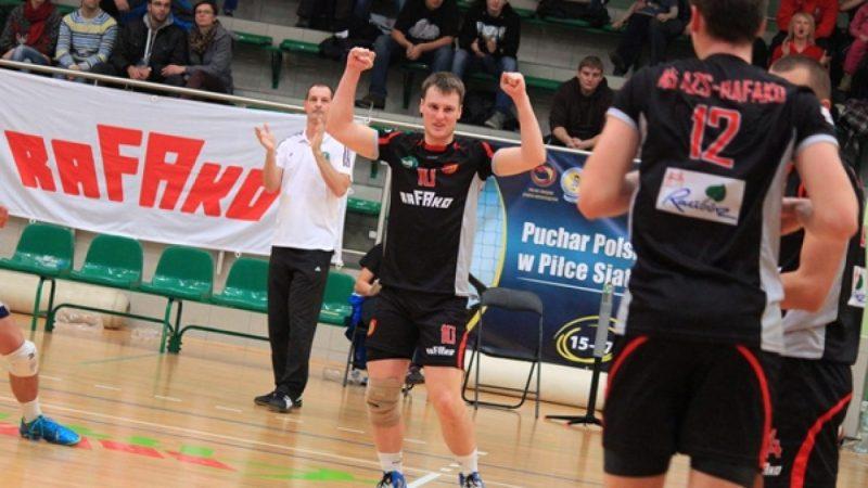KS AZS Rafako - Winner Czechowice