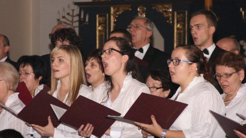 30 lat Chóru BRZEZIE - koncert w brzeskim kościele