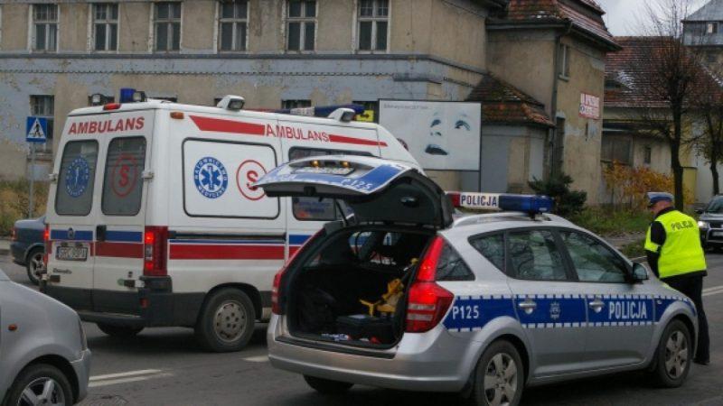 Wypadek na Eichendorffa/Kościuszki