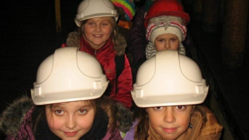 Dzieci z Krzanowic w Tarnowskich Górach