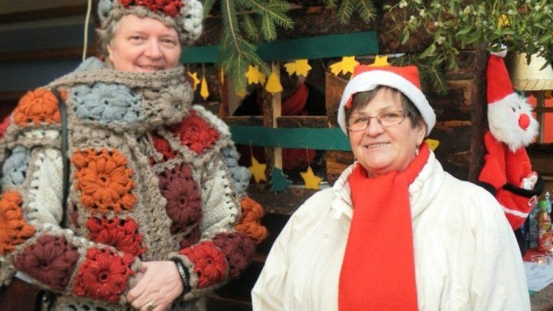 Weihnachtsmarkt Bolesławiu
