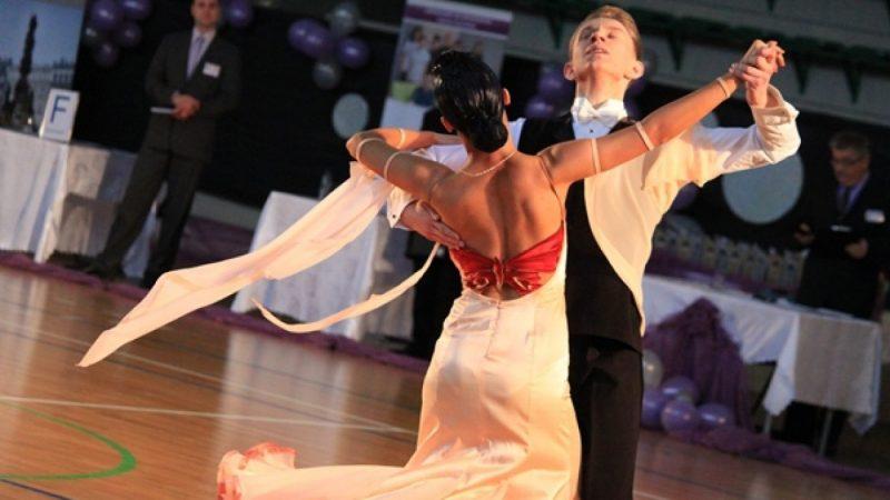 Tancerze z całej Polski rywalizują w Raciborzu