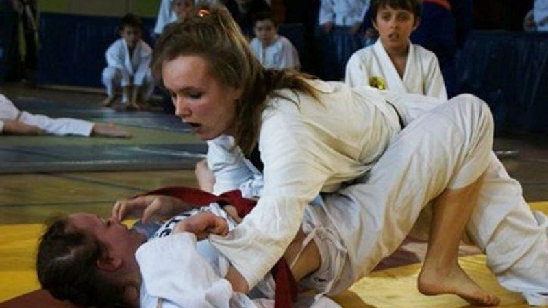 Liga jiu-jitsu w Kuźni Raciborskiej