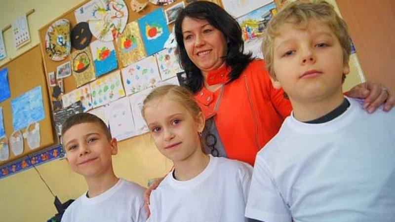 Wyjątkowa szkoła w Babicach