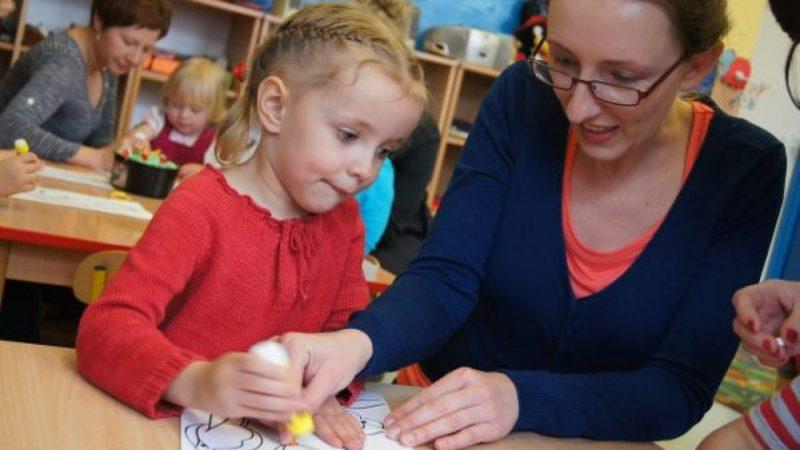 Górki Śląskie: przedszkolaki i ich rodzice