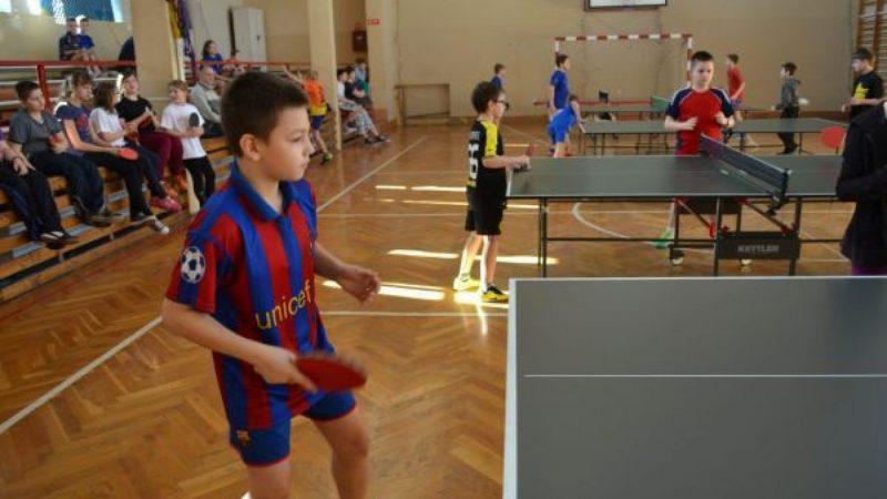 XI Turniej Tenisa Stołowego o Puchar Sołtysów Gminy Rudnik