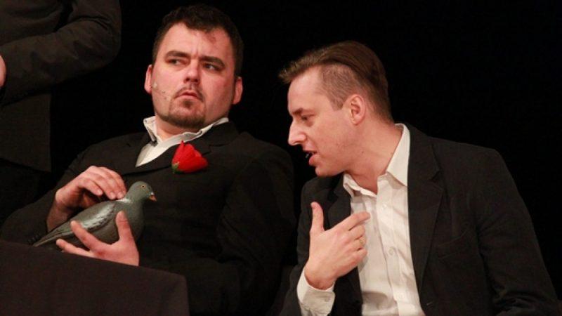 Kabaret Młodych Panów na deskach RCK