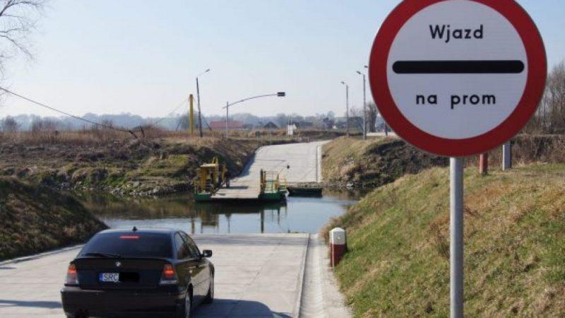 Prom w Ciechowicach służy mieszkańcom i turystom